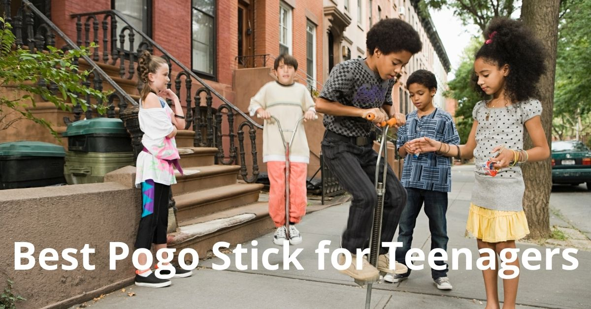 Best Pogo Stick for Teenager 2021 ✅[Buying Guide]