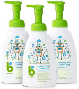 best dish soap for baby bottles